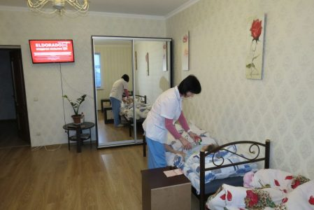 Догляд за людьми з деменцією