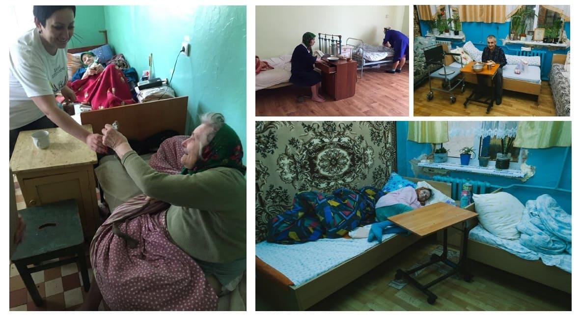 Отличие государственных домов престарелых от частных пансионатов