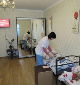 Показания к размещению в частном доме престарелых